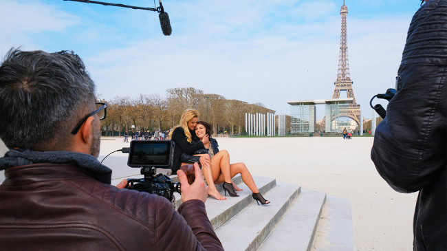 Dorcel News - One night in Paris